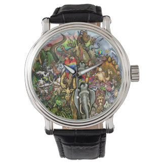 Animals great & small watches