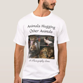 Animals Hugging Other Animals T-Shirt