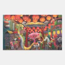 artsprojekt, china, china town, night market, chinese new year, chinese zodiac, chinese animals, chinatown, zodiac signs, zodiac animals, chinese food, street food, asian street, little asia, panda, dragon, tiger, illustration, children illustration, kids, kid, china gift, animals gift, china town gift, china present, animals present, china town present, chinese new year gift, chinese new year present, children, Adesivo com design gráfico personalizado