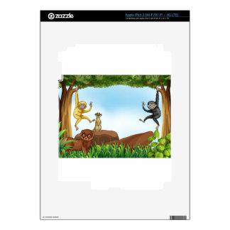 Animals iPad 3 Skins