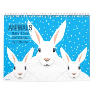 Animals/ Mother & Child Calendar