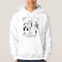 Animals Not Born In A Barn Hoodie