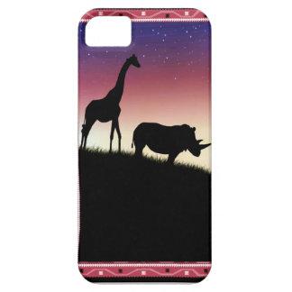 Animals of Africa iPhone 5 Case