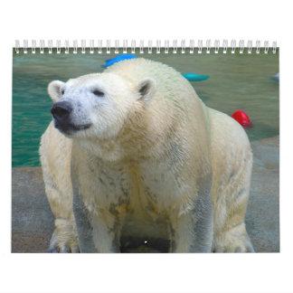 Animals of Brookfield Zoo Calendar