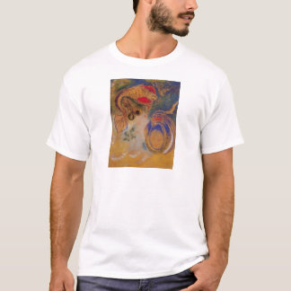 Animals of the Bottom of the Sea by Odilon Redon T-Shirt