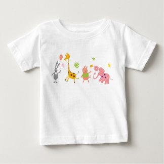 Animals on Parade Baby T-Shirt