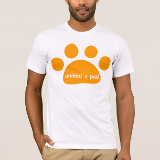 animal's pad T-Shirt