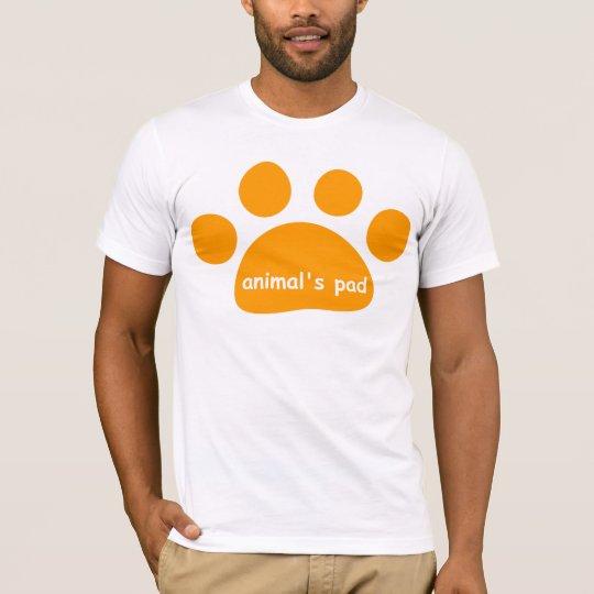 animal's pad T-Shirt