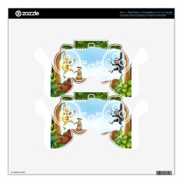 Animals PS3 Controller Decal
