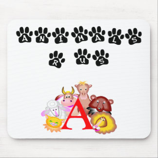 Animals R Us Veterinarian Mouse Pad