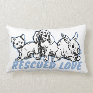 Animals Rescued Love Pillows