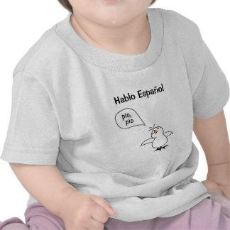 Animals Speak Spanish Too Merchandise T-shirts