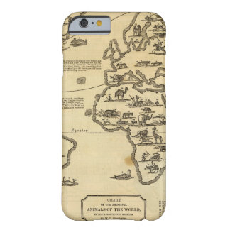 Animals World Barely There iPhone 6 Case