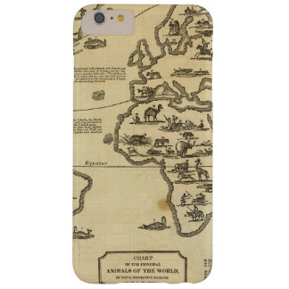 Animals World Barely There iPhone 6 Plus Case