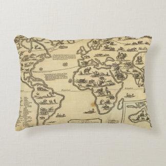 Animals World Decorative Pillow