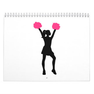 Animar a la mujer del chica calendario de pared