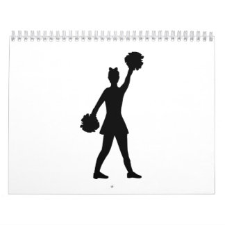 Animar al chica calendarios