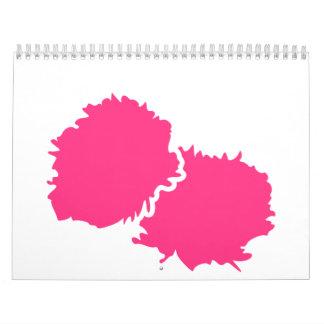 Animar poms del pom calendarios