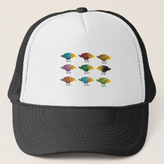 AnimArArA colorful on the inside Trucker Hat