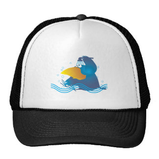 AnimArArA's bath Trucker Hat