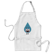Animashi Merchandise Series: Dripper Adult Apron