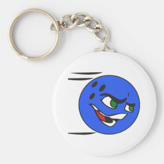 ANIMATED BOWLING BALL KEYCHAINS