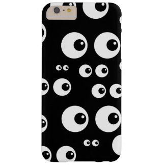 Animated Eye Balls Barely There iPhone 6 Plus Case
