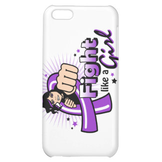 Animated Fight Like A Girl Epilepsy iPhone 5C Cases