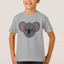 Animated Koala Bear T-Shirt