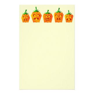 Animated Pumpkins Flyer