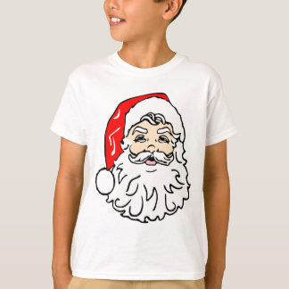 Animated Santa Claus T-Shirt