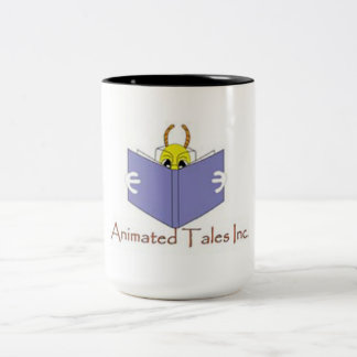 Animated Tales Inc Coffee Cup