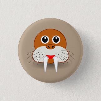 Animated Walrus Button