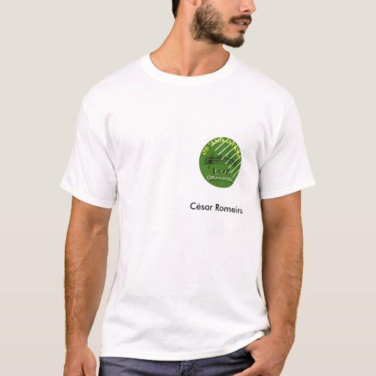 Animation_8, Cesar Pilgrim T-Shirt