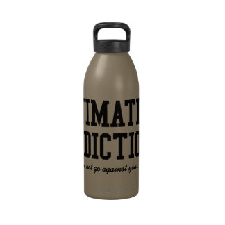 Animation Addictions Reusable Water Bottles