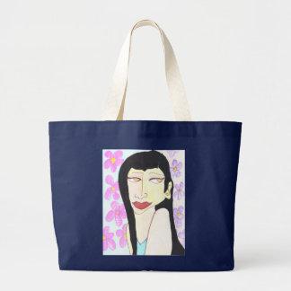 Animation girl Bag