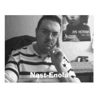 Animationnast, Nast-Enola Postcard