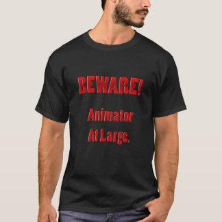 Animator at large! T-Shirt