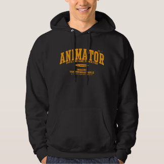 Animator Hooded Sweatshirt