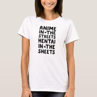 Anime and hentai T-Shirt