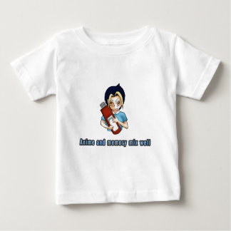 Anime and memory mix well baby T-Shirt