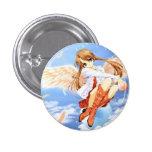Anime Angel Pin