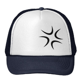 Anime Angry Truckers Hat