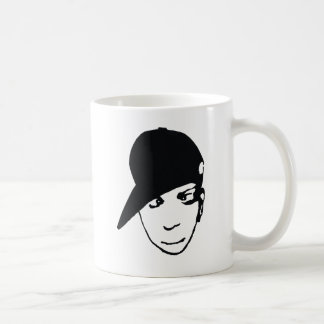 Anime B-Boy Coffee Mug