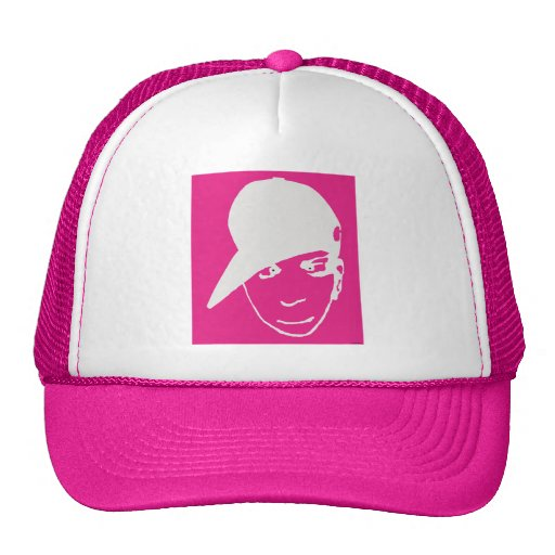 Anime B-Boy Hats