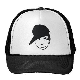 Anime B-boy. Hip Hop Gear Trucker Hat