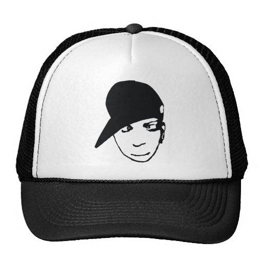 Anime B-boy. Hip Hop Gear Hats