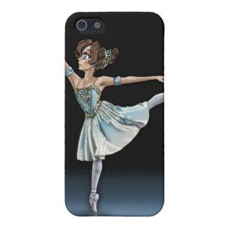 Anime Ballerina iPhone Case