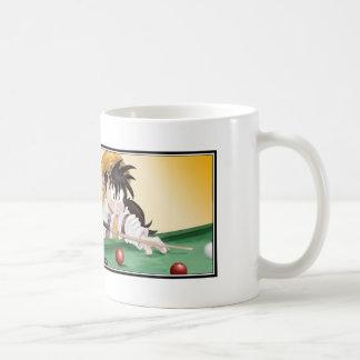 Anime Billiards Coffee Mug