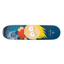 """Anime Boy - 7 3/4"""" Skateboard"""